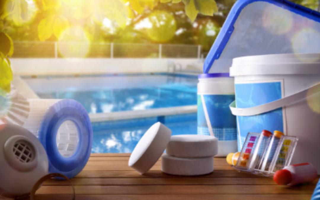 Productos imprescindibles para piscinas