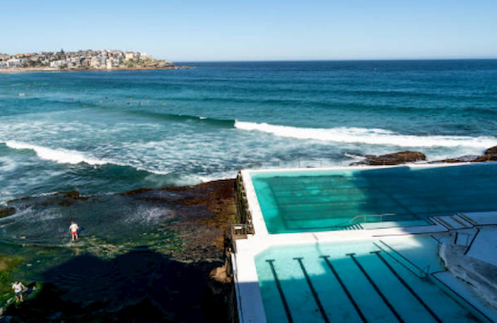 Piscina Bondi Beach mejores piscinas urbanas
