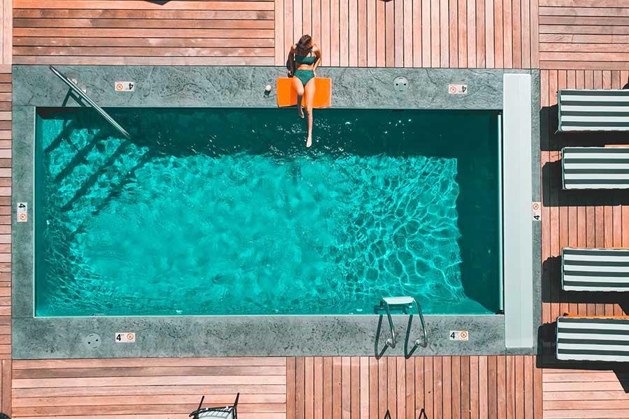 Revestimiento para piscinas y sus tipos