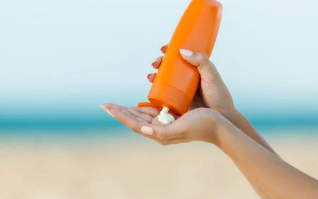 Cremas solares y piscinas, cuidados y recomendaciones