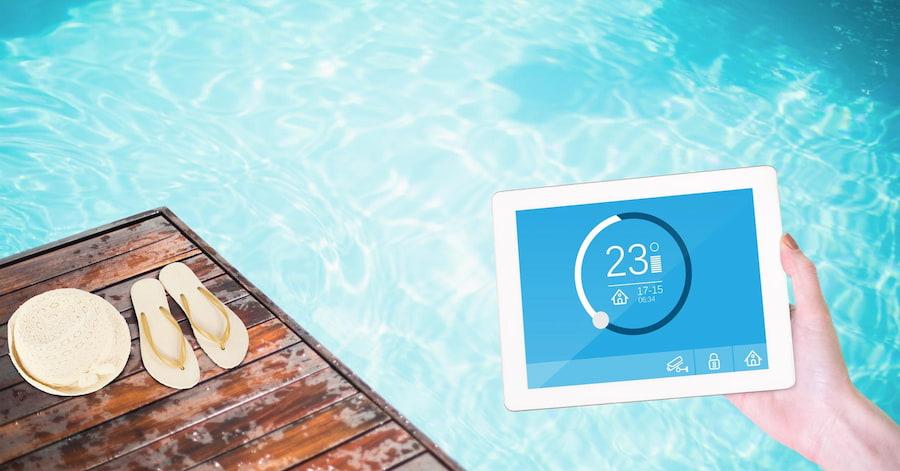 ¿Qué son las piscinas inteligentes?