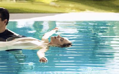 Qué es el Watsu y cómo practicarlo en la piscina
