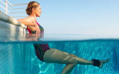 Tipos de ejercicio en el agua para que te mantengas en forma